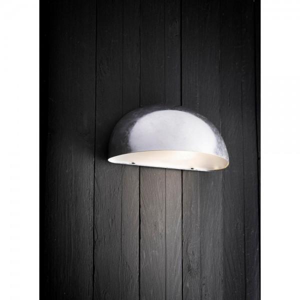 Nordlux Scorpius Maxi 21751031 Galvanized Wall Light